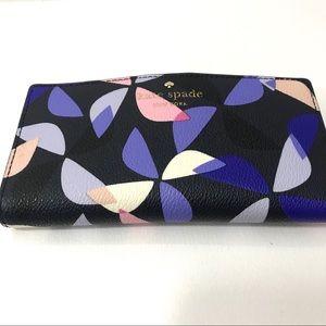 Kate Spade Hawthorne Lane Spinner Wallet Clutch